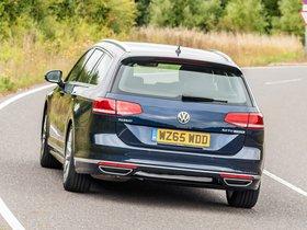 Ver foto 10 de Volkswagen Passat Estate R Line UK 2015