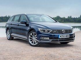Ver foto 8 de Volkswagen Passat Estate R Line UK 2015