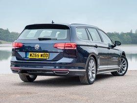 Ver foto 7 de Volkswagen Passat Estate R Line UK 2015