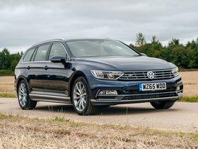Ver foto 6 de Volkswagen Passat Estate R Line UK 2015