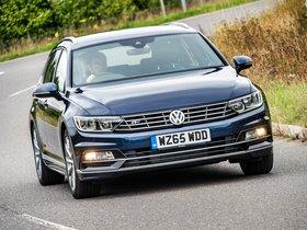 Ver foto 4 de Volkswagen Passat Estate R Line UK 2015