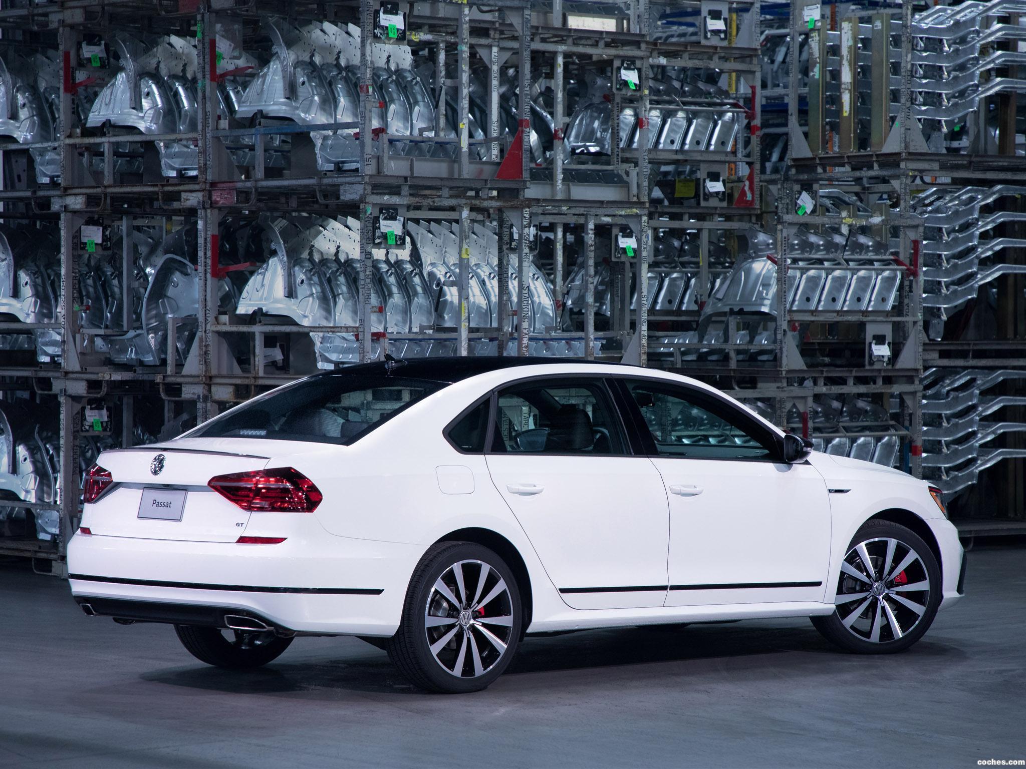 Foto 6 de Volkswagen Passat GT 2018