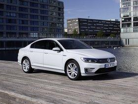 Ver foto 10 de Volkswagen Passat GTE 2015