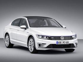 Fotos de Volkswagen Passat GTE 2015