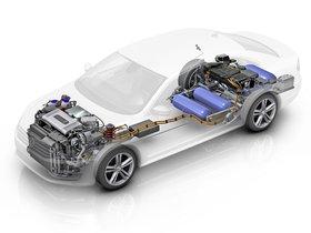 Ver foto 13 de Volkswagen Passat HYMotion Concept B7 2014