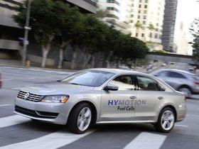 Ver foto 2 de Volkswagen Passat HYMotion Concept B7 2014