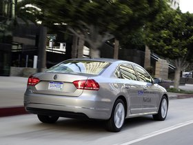 Ver foto 11 de Volkswagen Passat HYMotion Concept B7 2014