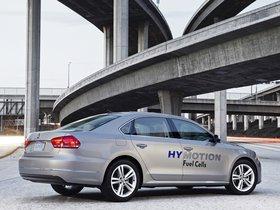 Ver foto 10 de Volkswagen Passat HYMotion Concept B7 2014