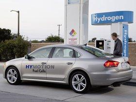 Ver foto 9 de Volkswagen Passat HYMotion Concept B7 2014