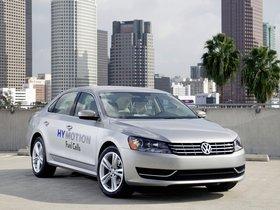 Ver foto 7 de Volkswagen Passat HYMotion Concept B7 2014