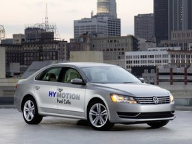 Ver foto 6 de Volkswagen Passat HYMotion Concept B7 2014