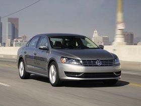Ver foto 5 de Volkswagen Passat HYMotion Concept B7 2014