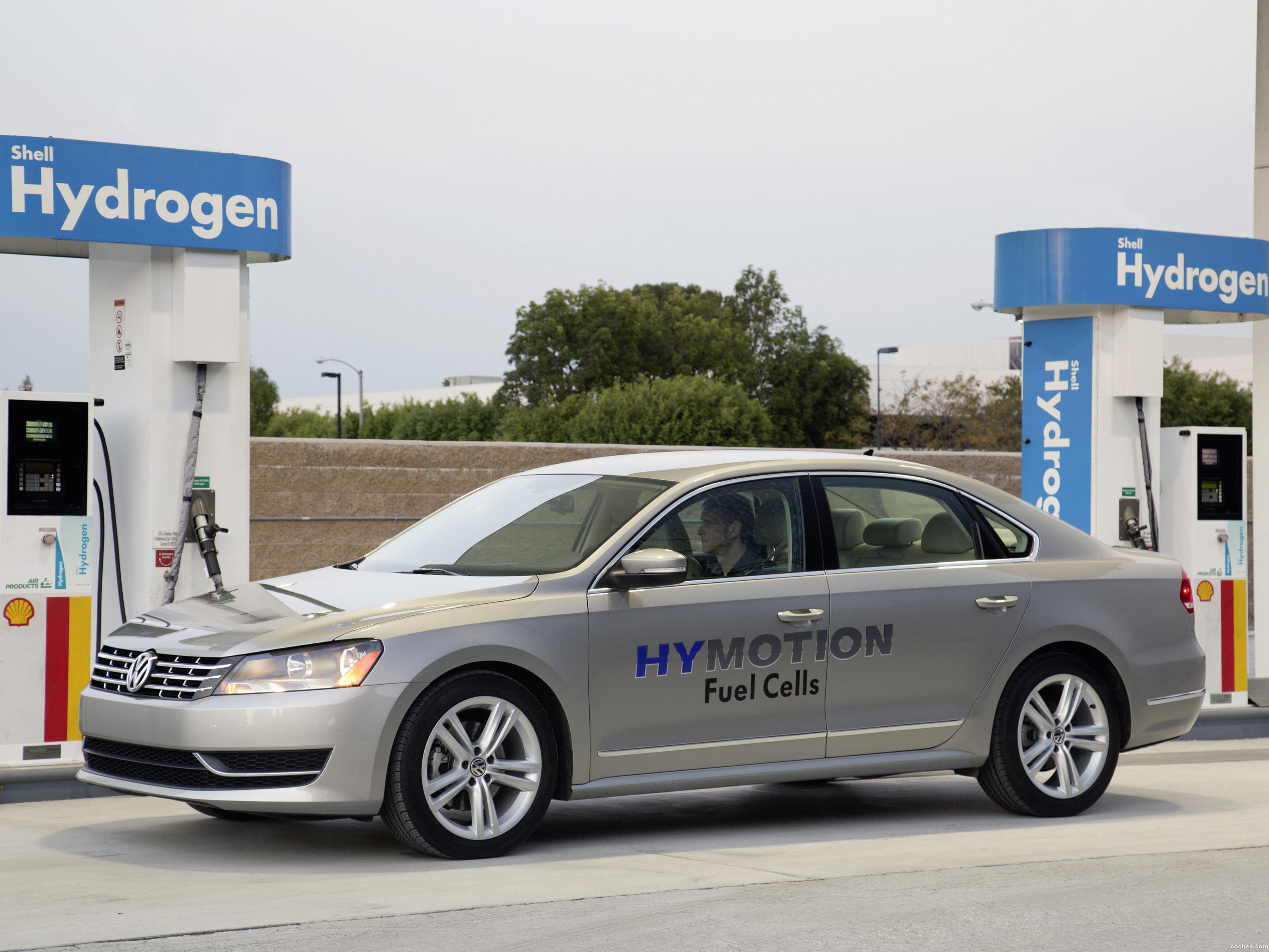 Foto 0 de Volkswagen Passat HYMotion Concept B7 2014
