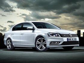 Fotos de Volkswagen Passat R Line 2012