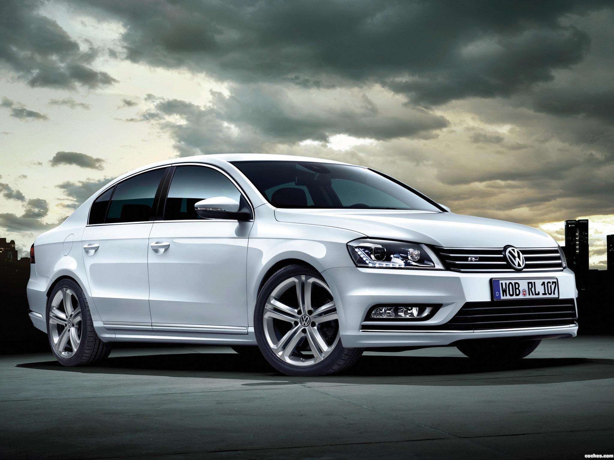 Foto 0 de Volkswagen Passat R Line 2012