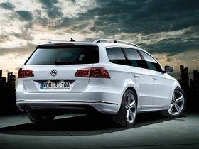 Ver foto 2 de Volkswagen Passat Variant  R-Line 2012
