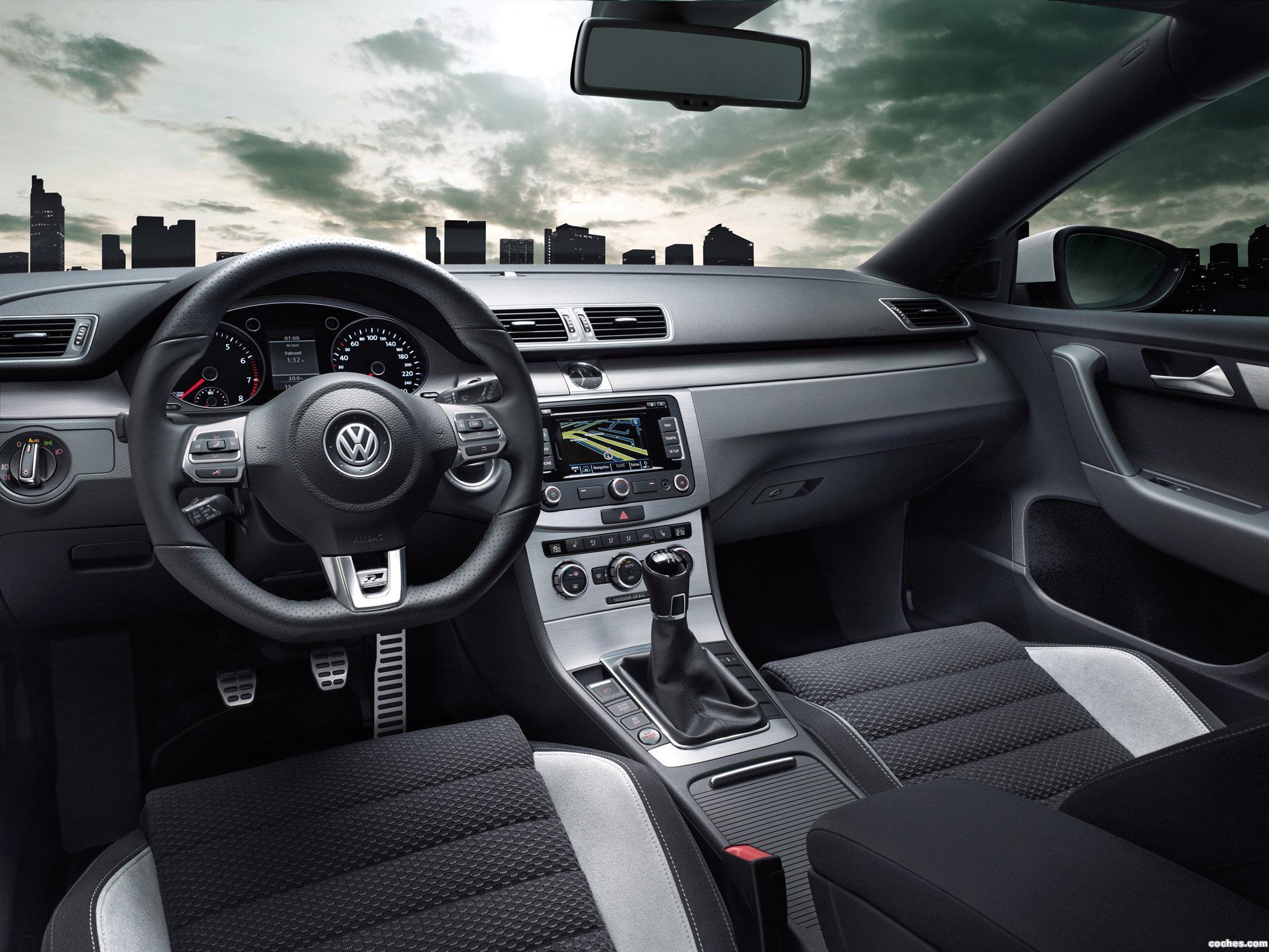 Foto 3 de Volkswagen Passat Variant  R-Line 2012