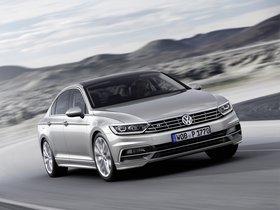 Fotos de Volkswagen Passat R-Line 2015