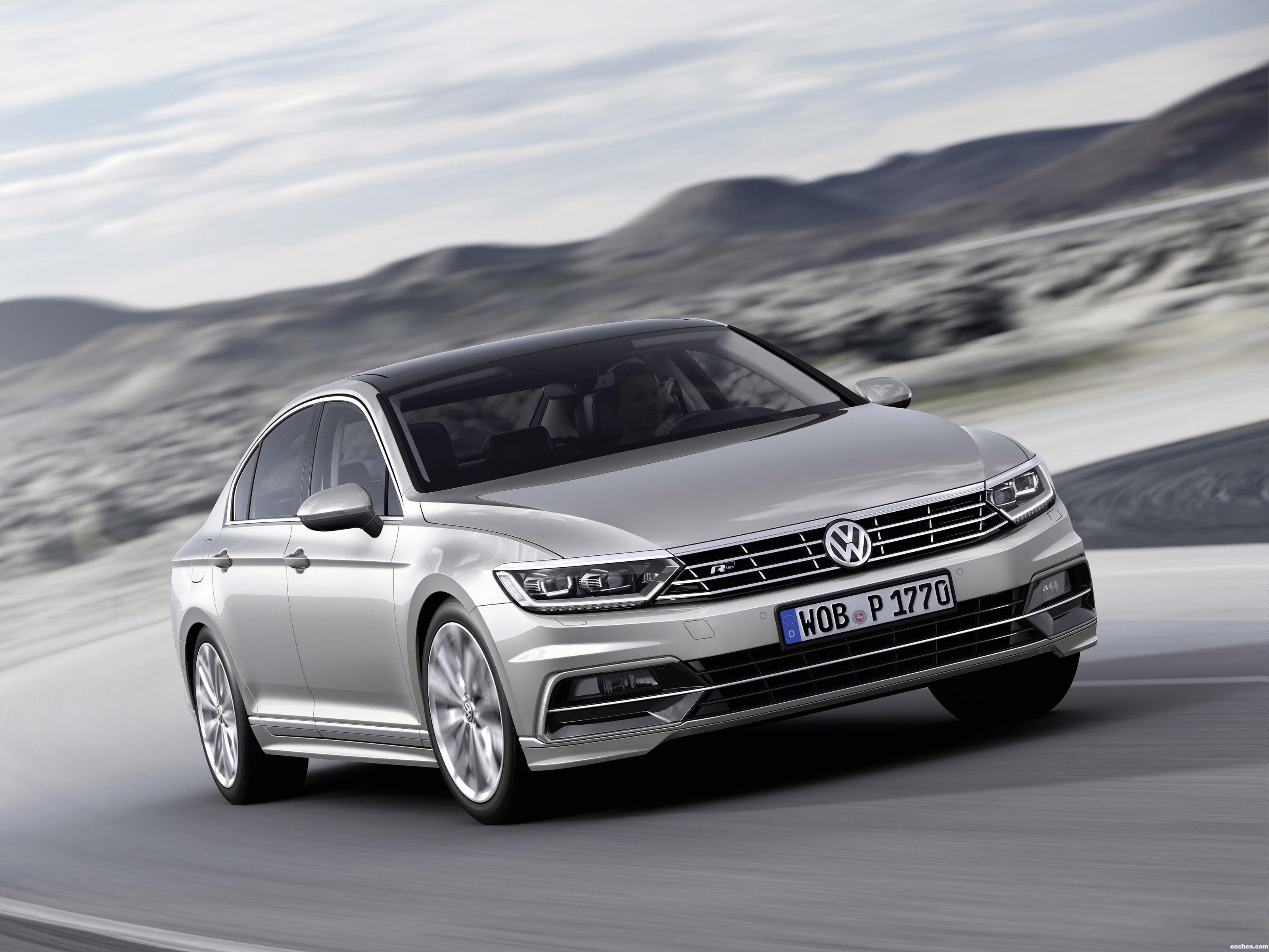 Foto 0 de Volkswagen Passat R-Line 2015