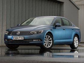 Ver foto 10 de Volkswagen Passat SE UK 2015