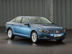 Fotos de Volkswagen Passat SE UK 2015