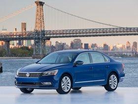 Fotos de Volkswagen Passat TDI 2015