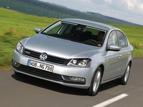 Ver foto 3 de Volkswagen Passat TDI BlueMotion 2013