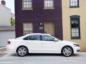 Ver foto 5 de Volkswagen Passat TDI USA 2012