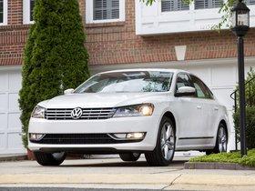 Ver foto 4 de Volkswagen Passat TDI USA 2012