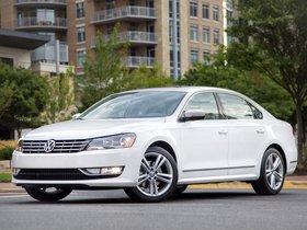 Fotos de Volkswagen Passat TDI USA 2012