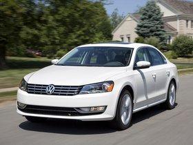 Ver foto 10 de Volkswagen Passat TDI USA 2012