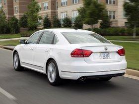 Ver foto 9 de Volkswagen Passat TDI USA 2012