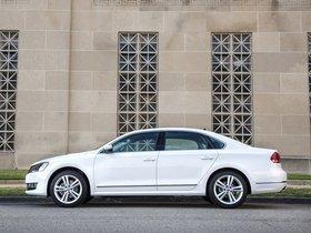 Ver foto 7 de Volkswagen Passat TDI USA 2012