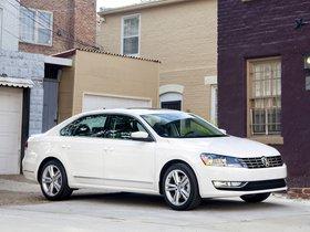 Ver foto 6 de Volkswagen Passat TDI USA 2012