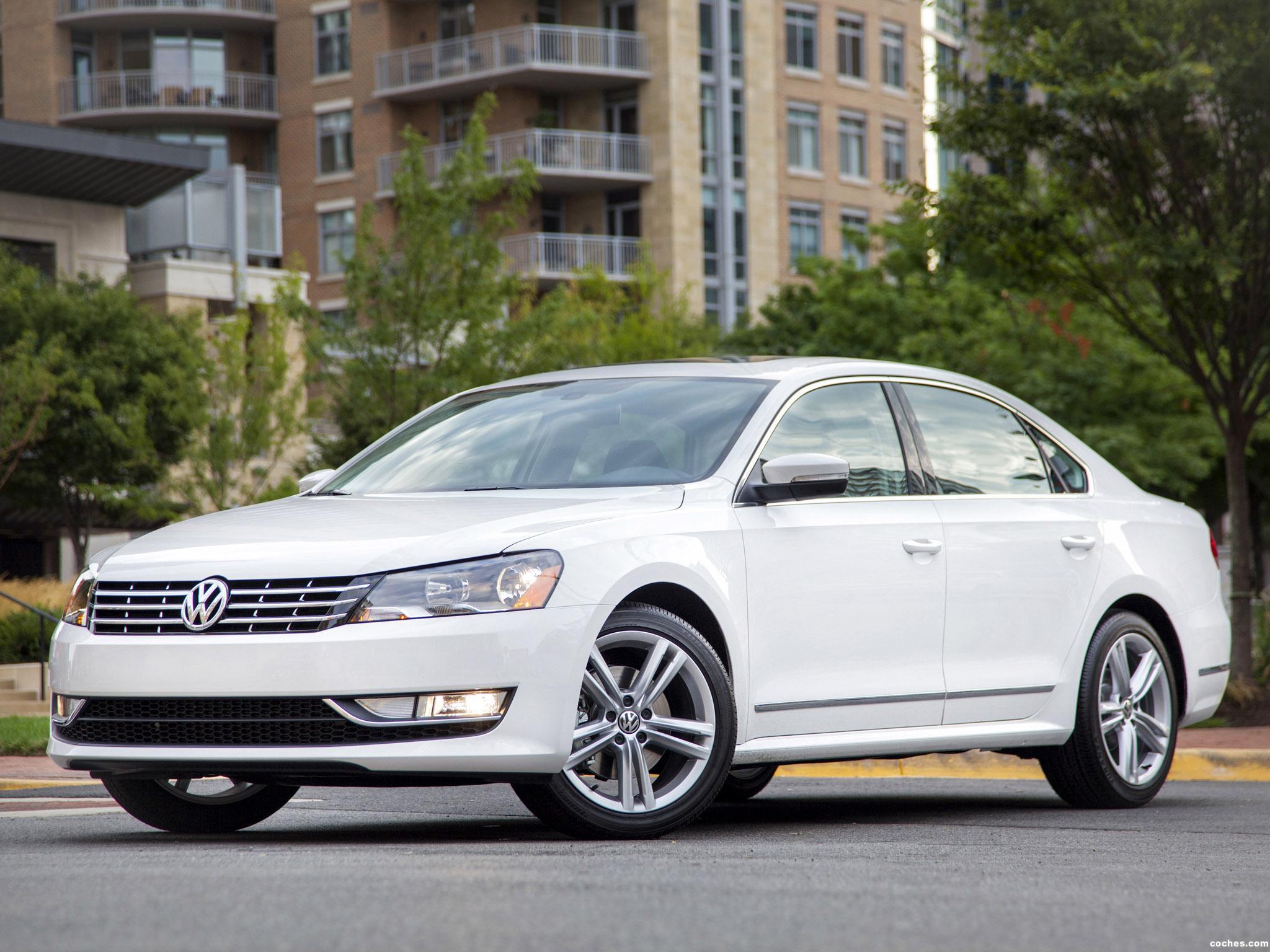 Foto 0 de Volkswagen Passat TDI USA 2012