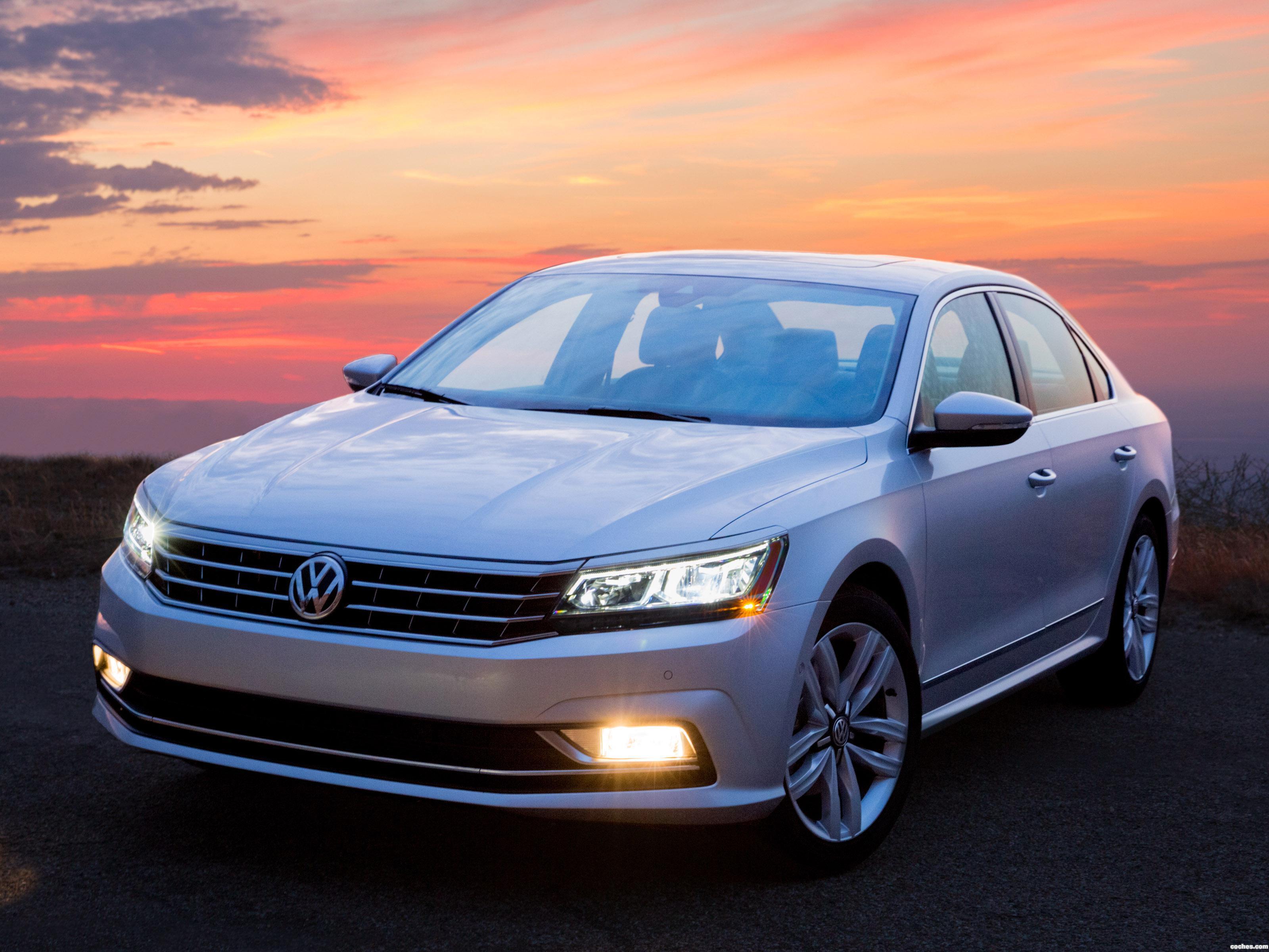 Foto 0 de Volkswagen Passat TSI NMS 2015