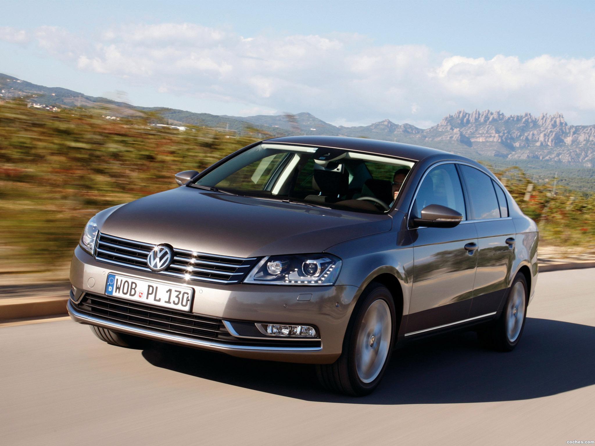 Foto 0 de Volkswagen Passat TSI ecoFuel 2010