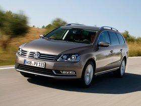Fotos de Volkswagen Passat TSI ecoFuel Variant B7 2010