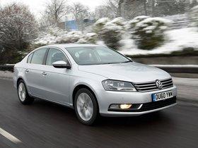 Ver foto 2 de Volkswagen Passat UK 2010