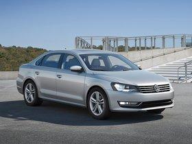 Fotos de Volkswagen Passat USA 2011