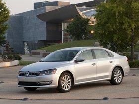 Ver foto 18 de Volkswagen Passat USA 2011