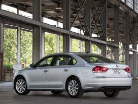 Ver foto 13 de Volkswagen Passat USA 2011