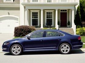 Ver foto 36 de Volkswagen Passat USA 2011