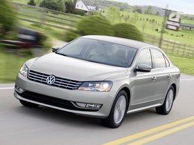 Ver foto 28 de Volkswagen Passat USA 2011