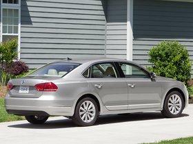 Ver foto 25 de Volkswagen Passat USA 2011