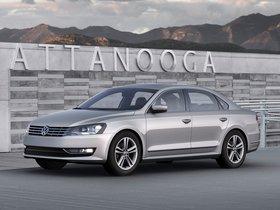 Ver foto 5 de Volkswagen Passat USA 2011