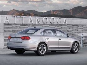 Ver foto 4 de Volkswagen Passat USA 2011