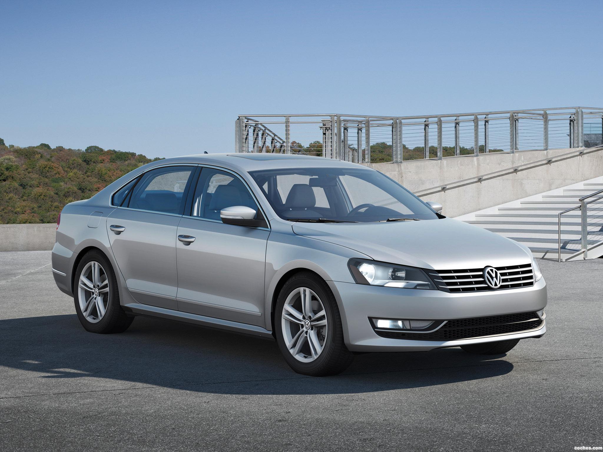 Foto 0 de Volkswagen Passat USA 2011
