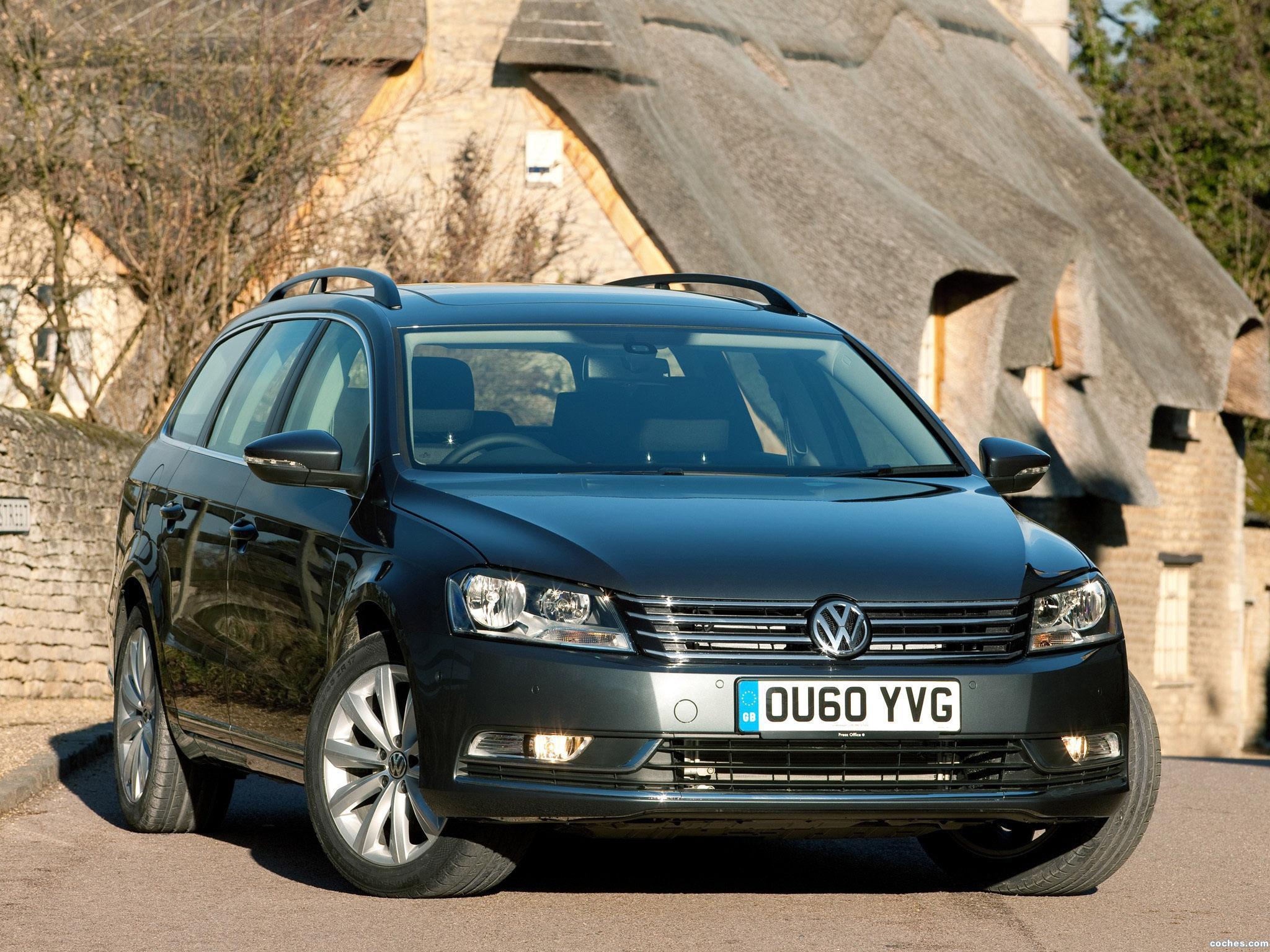 Foto 0 de Volkswagen Passat Variant B7 2010