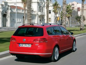 Ver foto 2 de Volkswagen Passat Variant BlueMotion 2010